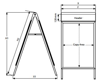 A-Board Premium Com Cabeçalho Fixo - A1
