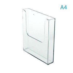 Bolsa Acrílico para Sistema FREESTANDING - A4