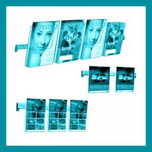 Porta-brochuras COCKTAIL