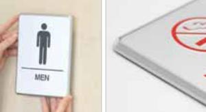Símbolos Em Braille - Alumínio
