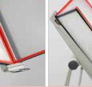 Suporte RACK Flexível de Mesa - A4