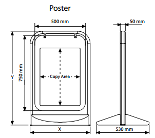Swinger Poster - A2